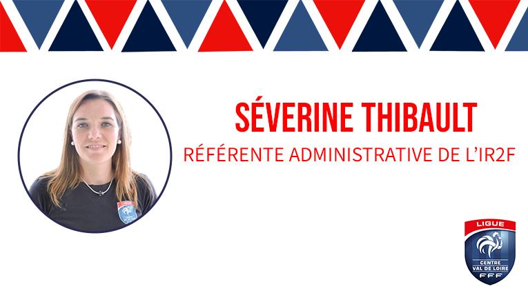 Carte Séverine Thibault