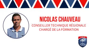 Carte Nicolas Chauveau